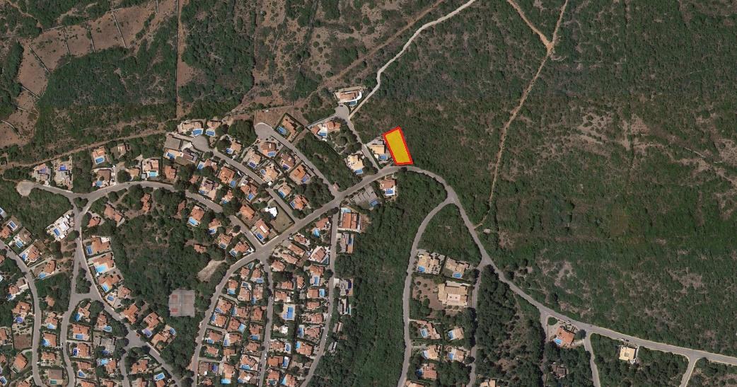 Plot in Binibeca Nou Ref: S138 3