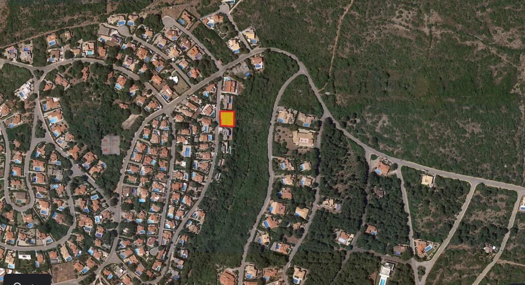 Plot in Binibeca Nou Ref: S143 2