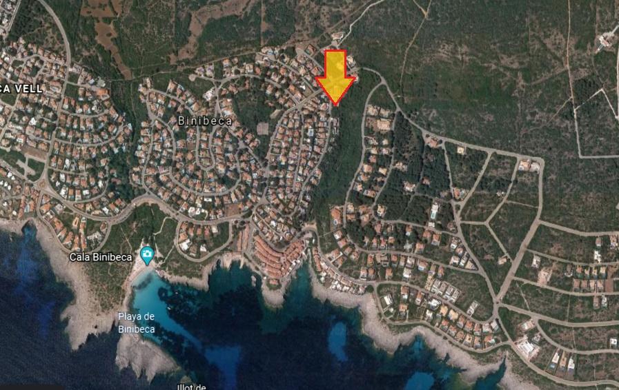 Plot in Binibeca Nou Ref: S143 3
