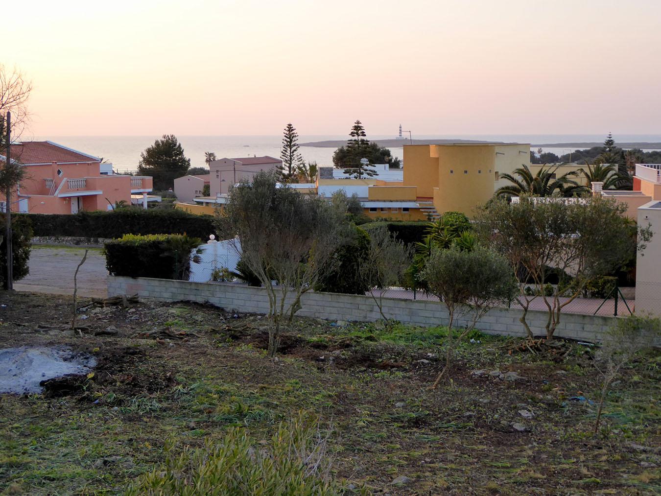 Plot in Punta Prima Ref: S2405 4