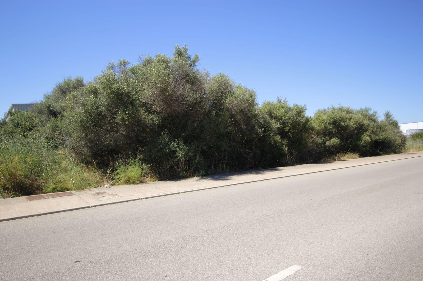 Bauparzelle gewerblich in Sant Lluís Ref: S2478 4