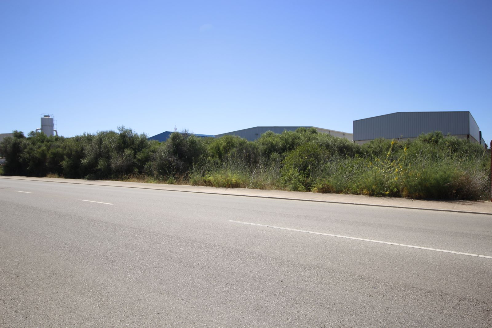 Bauparzelle gewerblich in Sant Lluís Ref: S2478 6