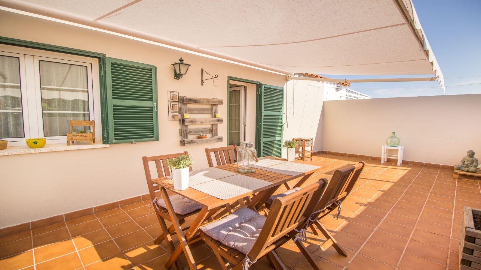 Duplex House in Sant Lluís Ref: S2480 19