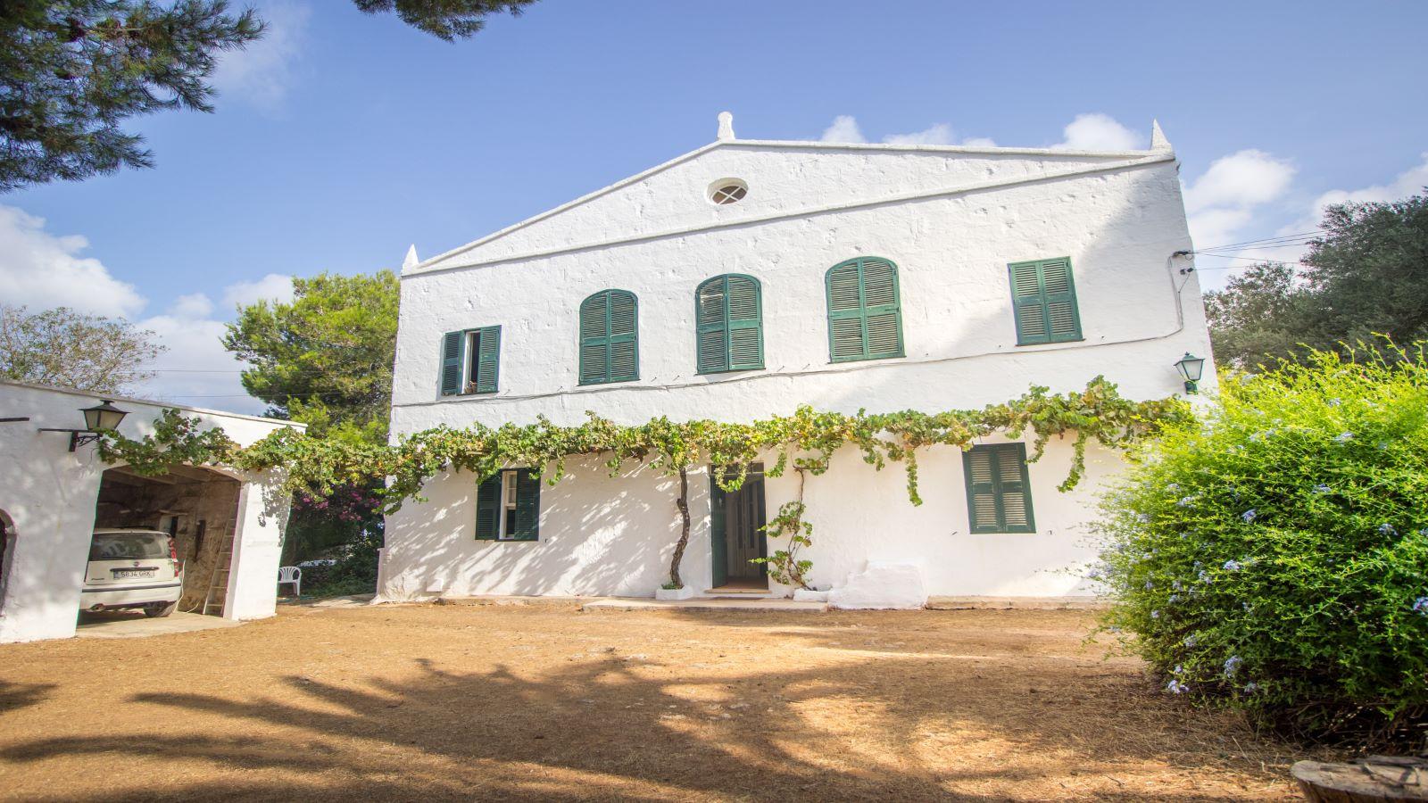 Country house in Ciutadella Ref: S2513 2
