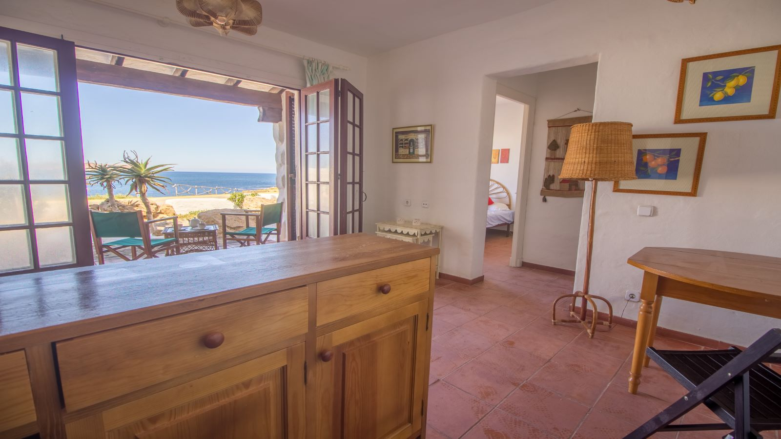 Apartment in Playas de Fornells Ref: S2580 14
