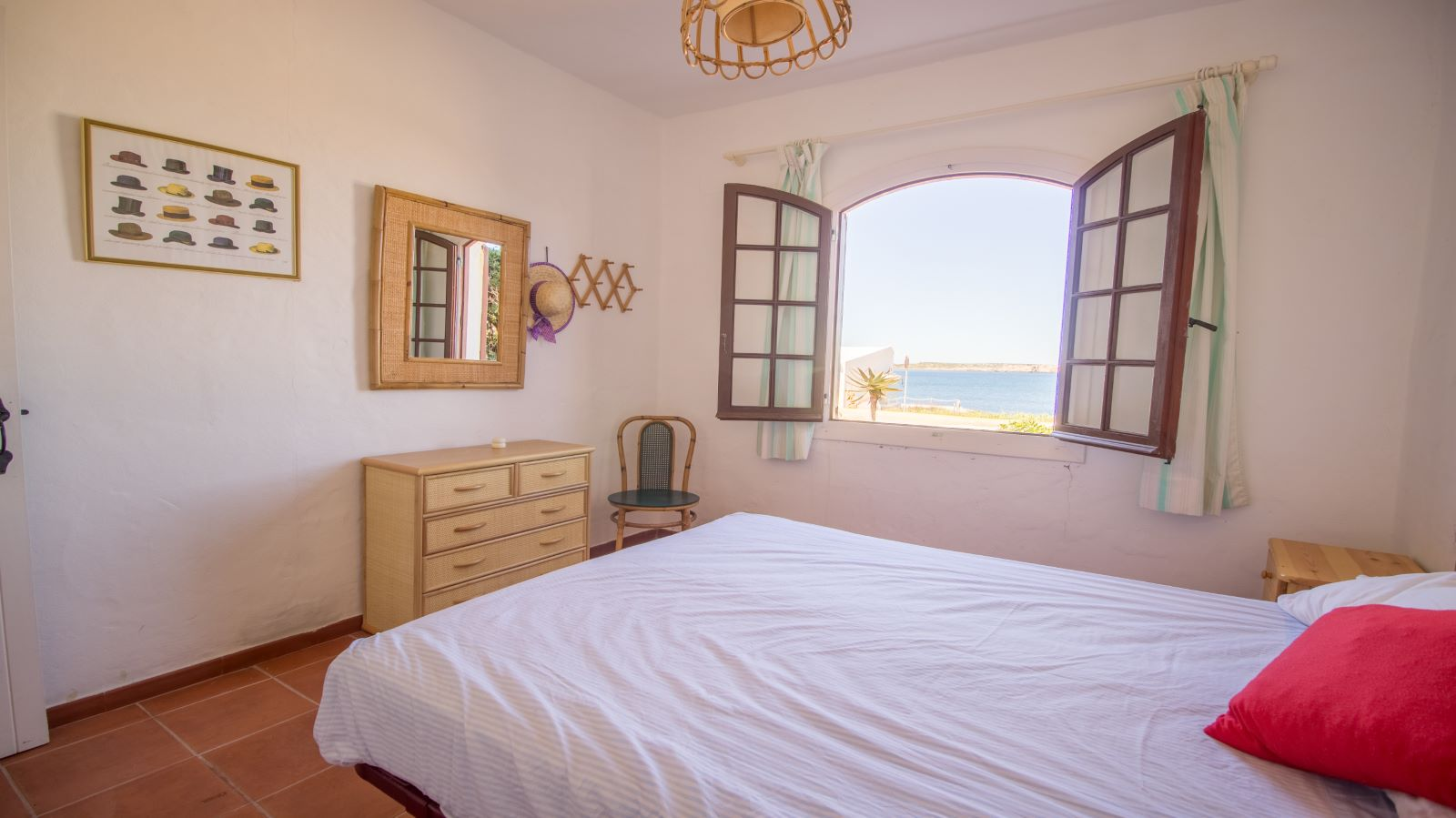 Apartment in Playas de Fornells Ref: S2580 17