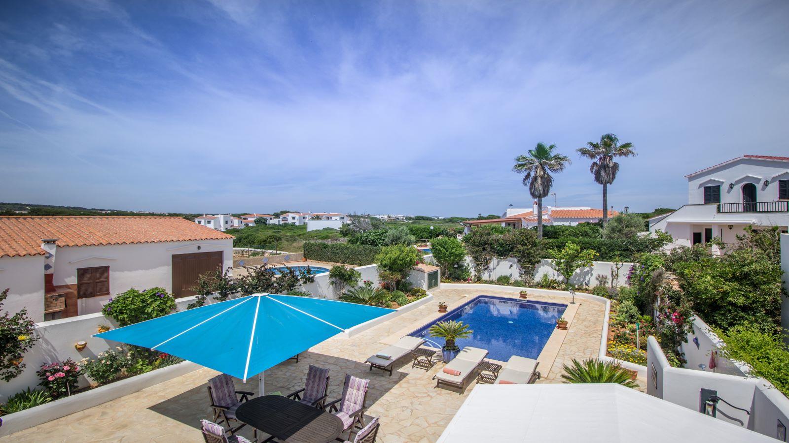 Villa in Arenal d'en Castell Ref: S2586 3