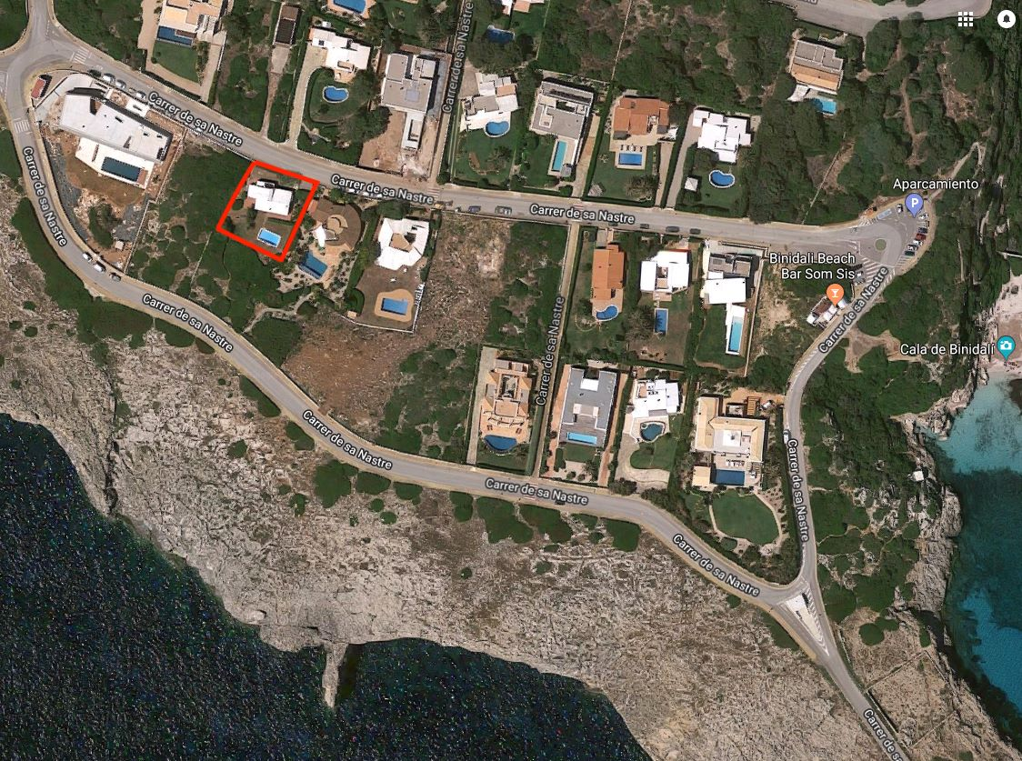 Villa in Binidali Ref: H2534 (3) 21