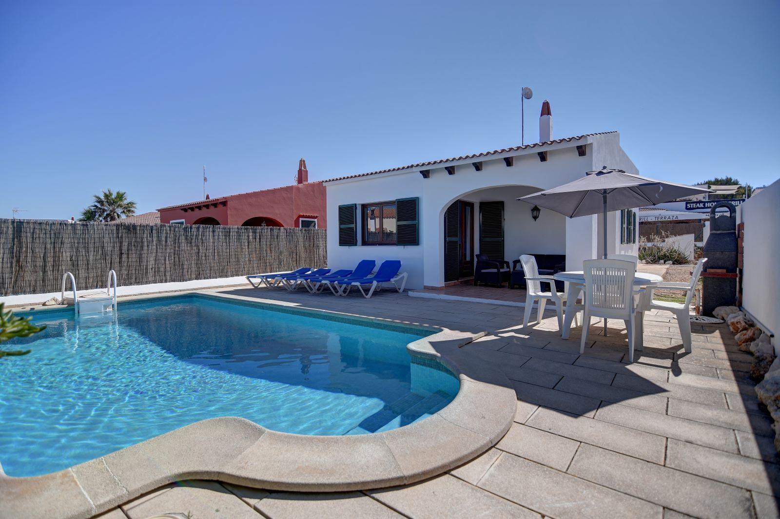 Villa in Cap D'Artruitx Ref: H2589 1