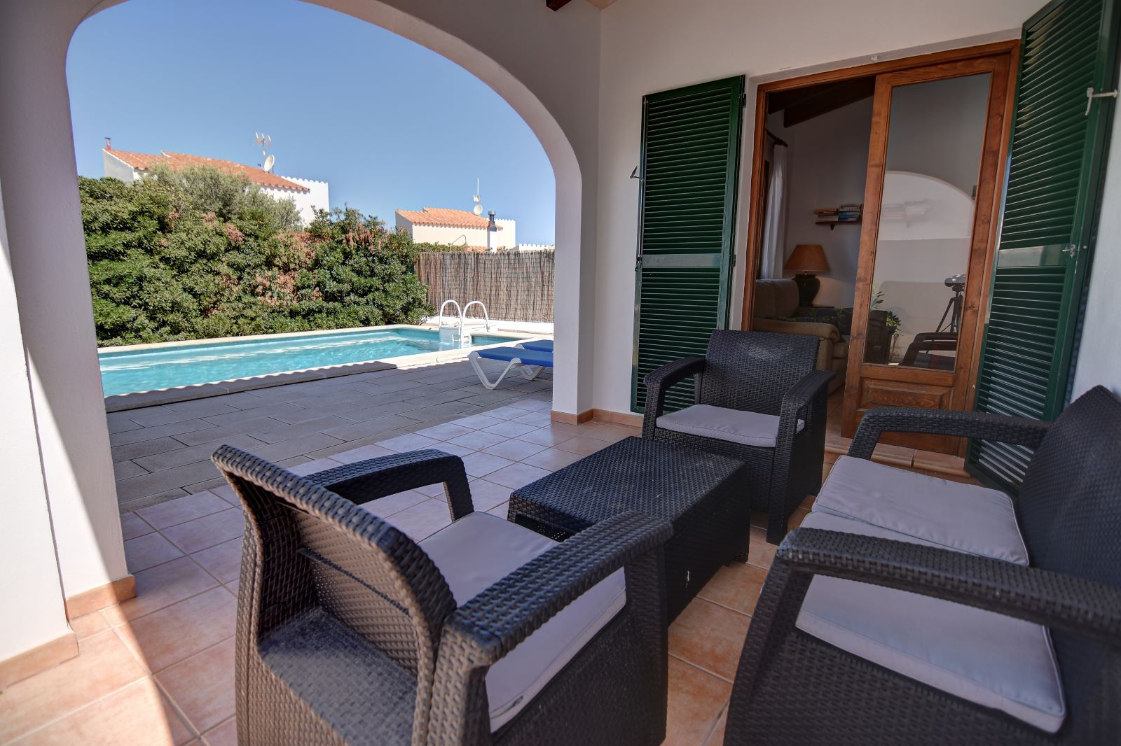 Villa in Cap D'Artruitx Ref: H2589 2