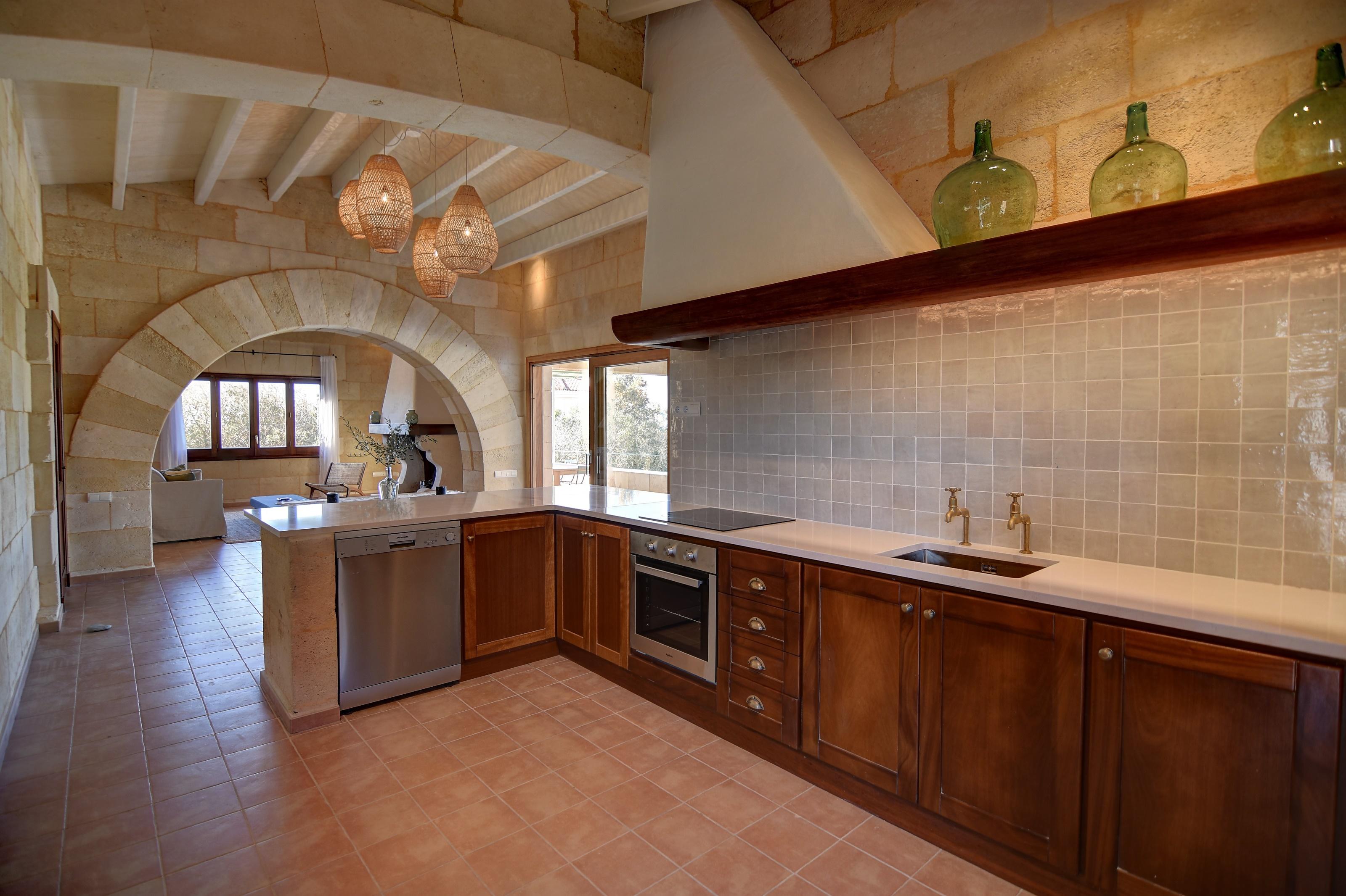 Villa in Binibeca Vell Ref: H2666 15