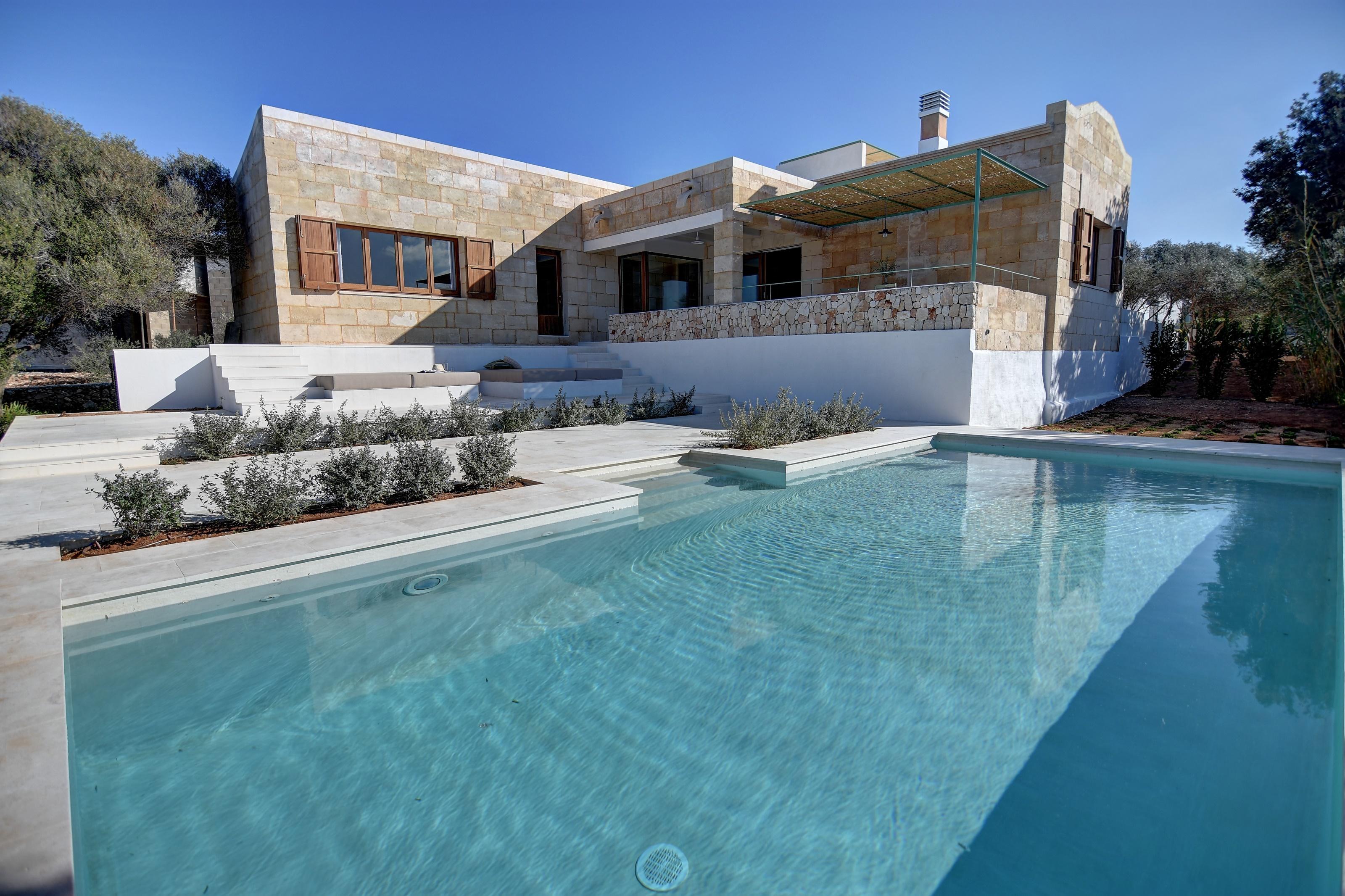 Villa in Binibeca Vell Ref: H2666 1