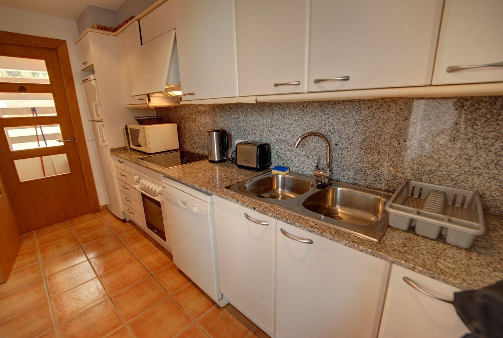 Wohnung in Es Castell Ref: H2288 5