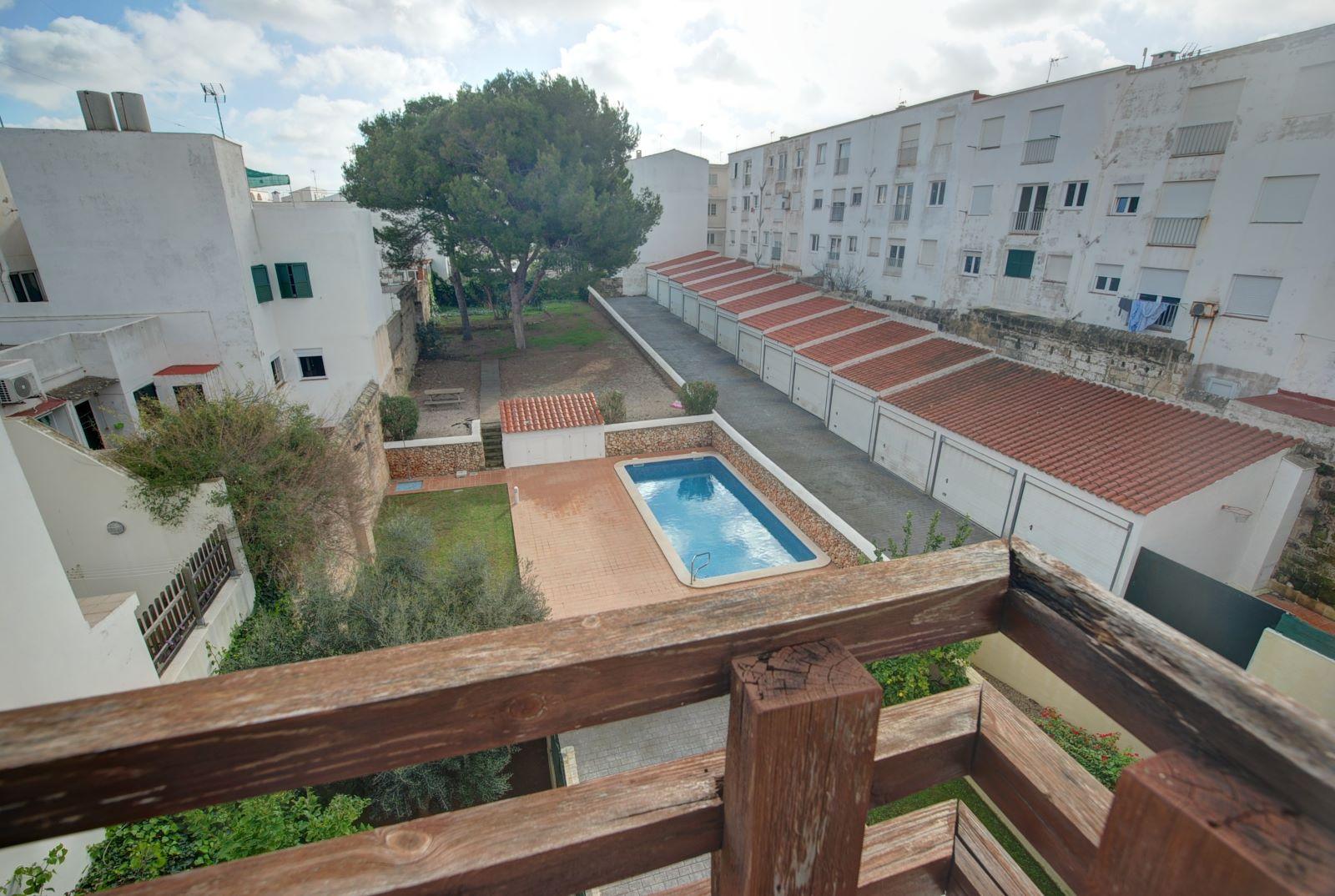 Wohnung in Es Castell Ref: H2288 15