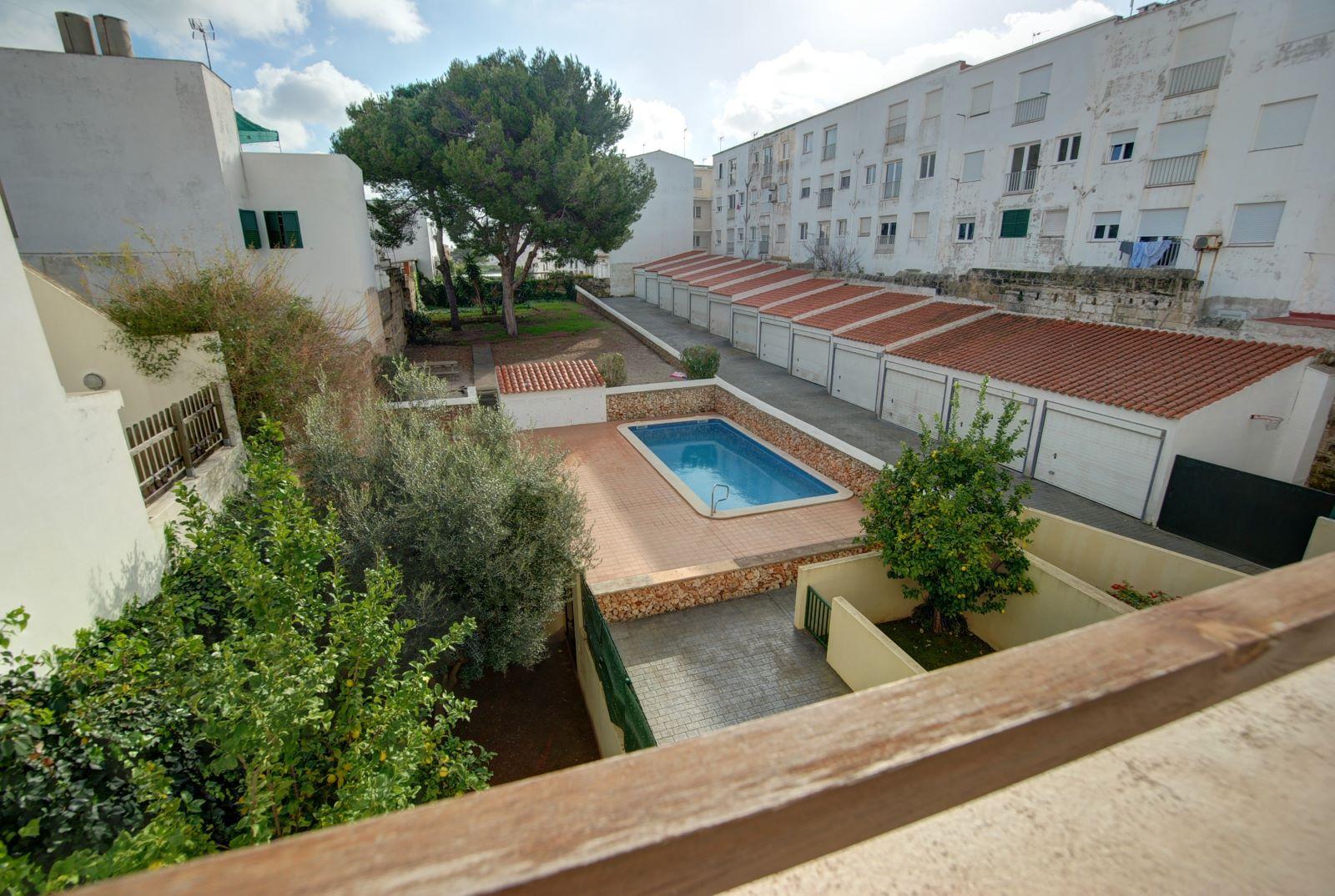 Wohnung in Es Castell Ref: H2288 17