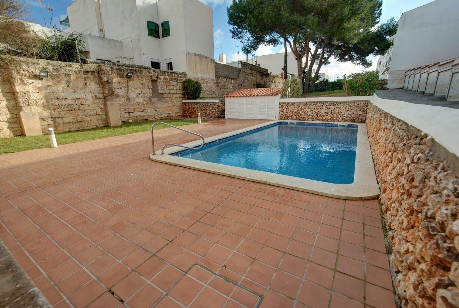 Wohnung in Es Castell Ref: H2288 18