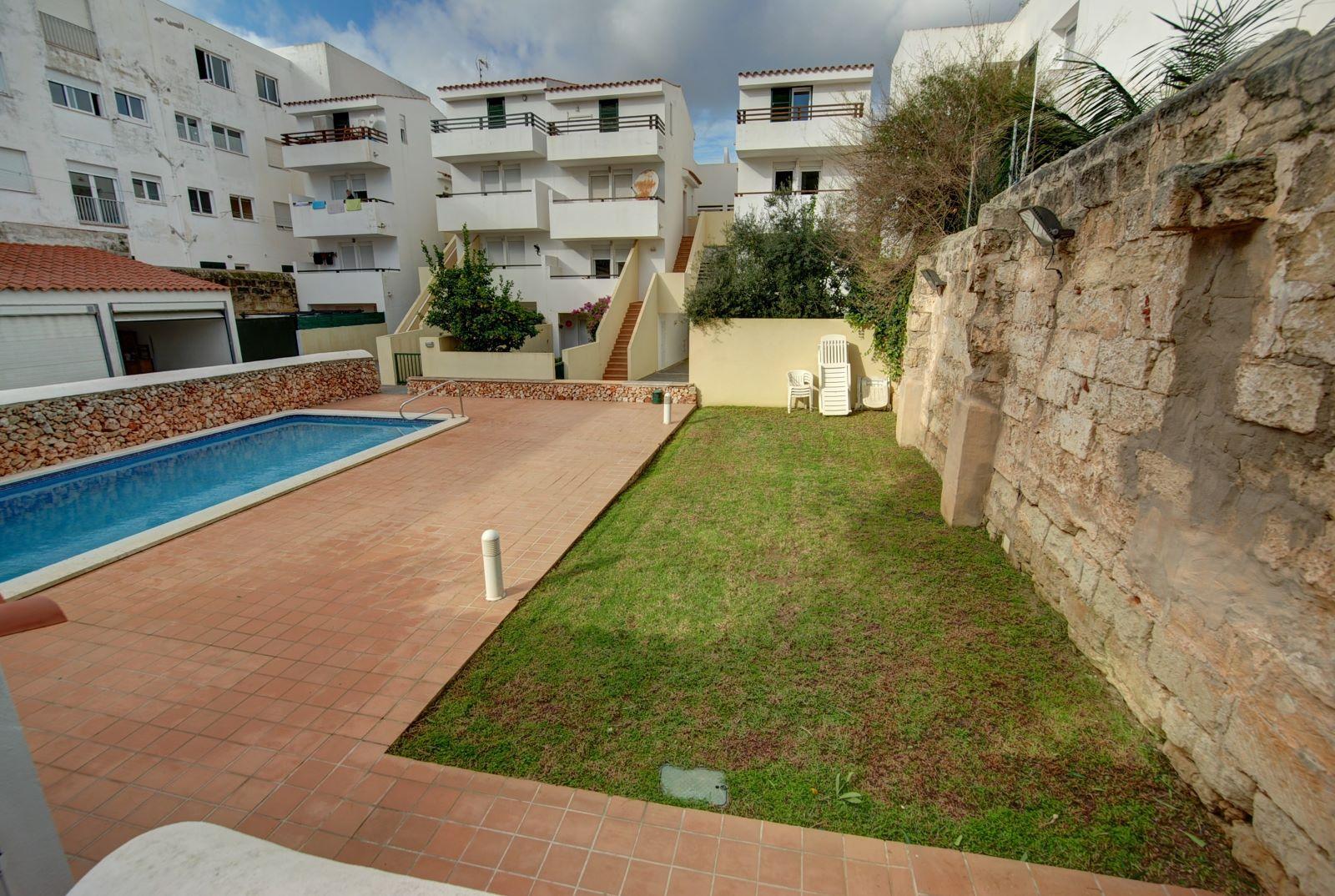 Wohnung in Es Castell Ref: H2288 20