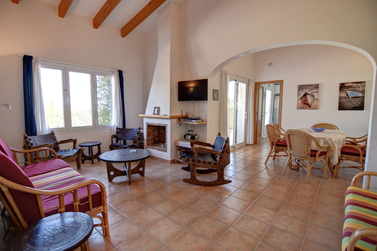 Villa à Binibeca Vell Ref: H2339 8
