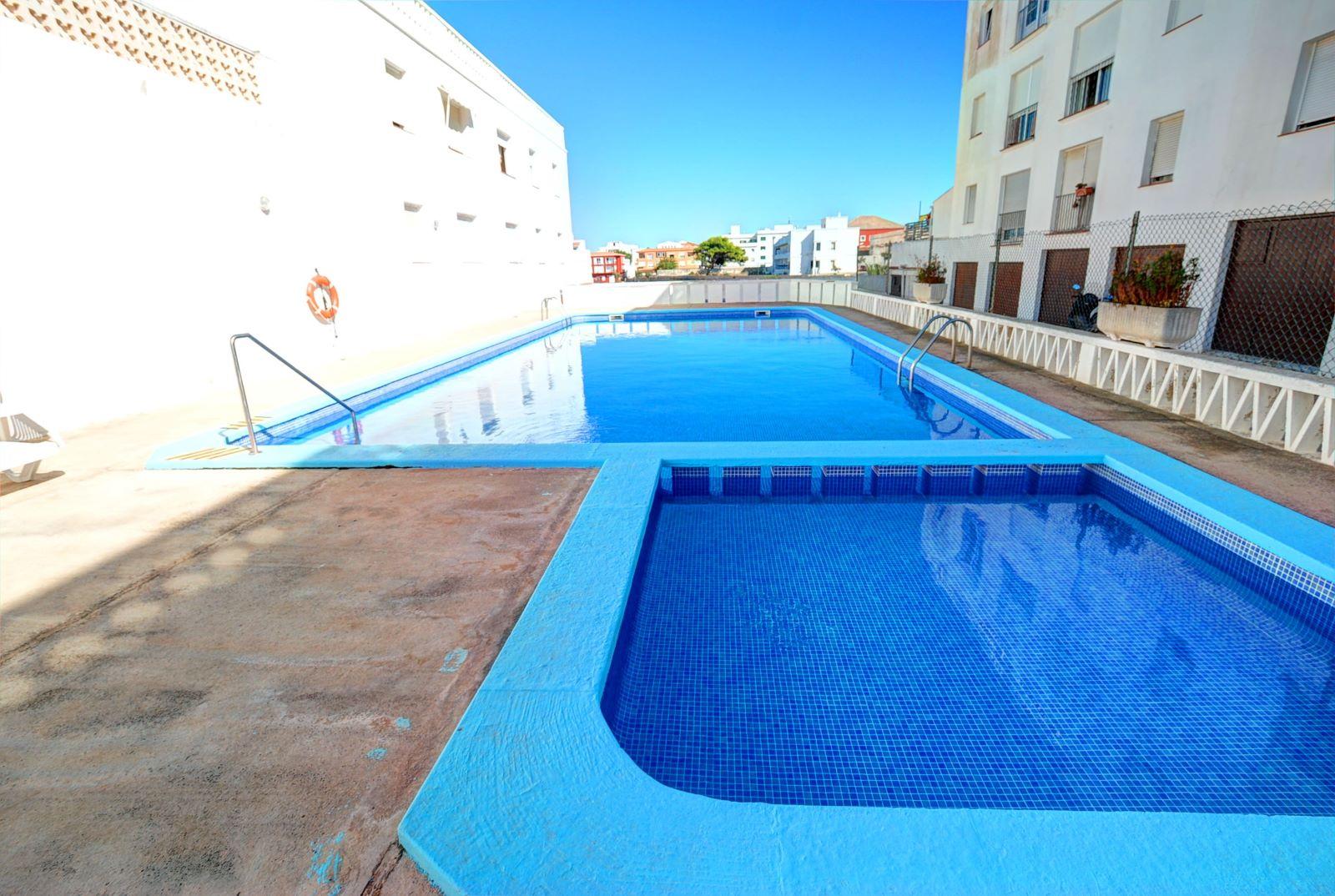 Wohnung in Es Castell Ref: H2380 1