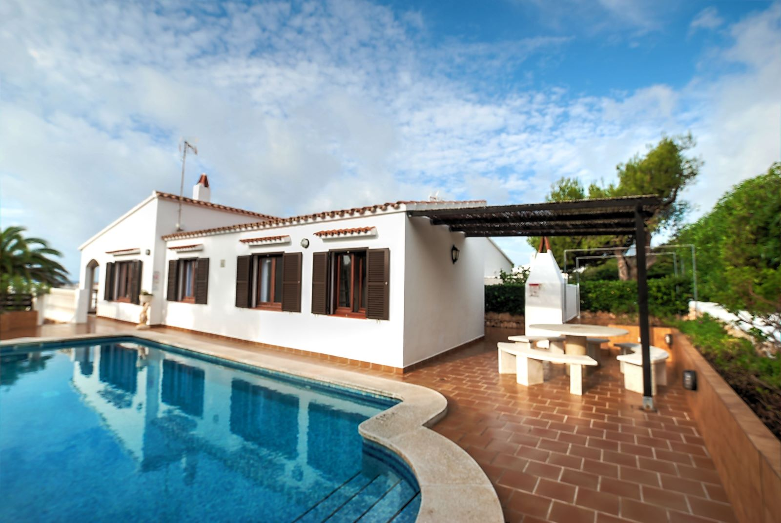 Villa in Binibeca Vell Ref: H2411 2