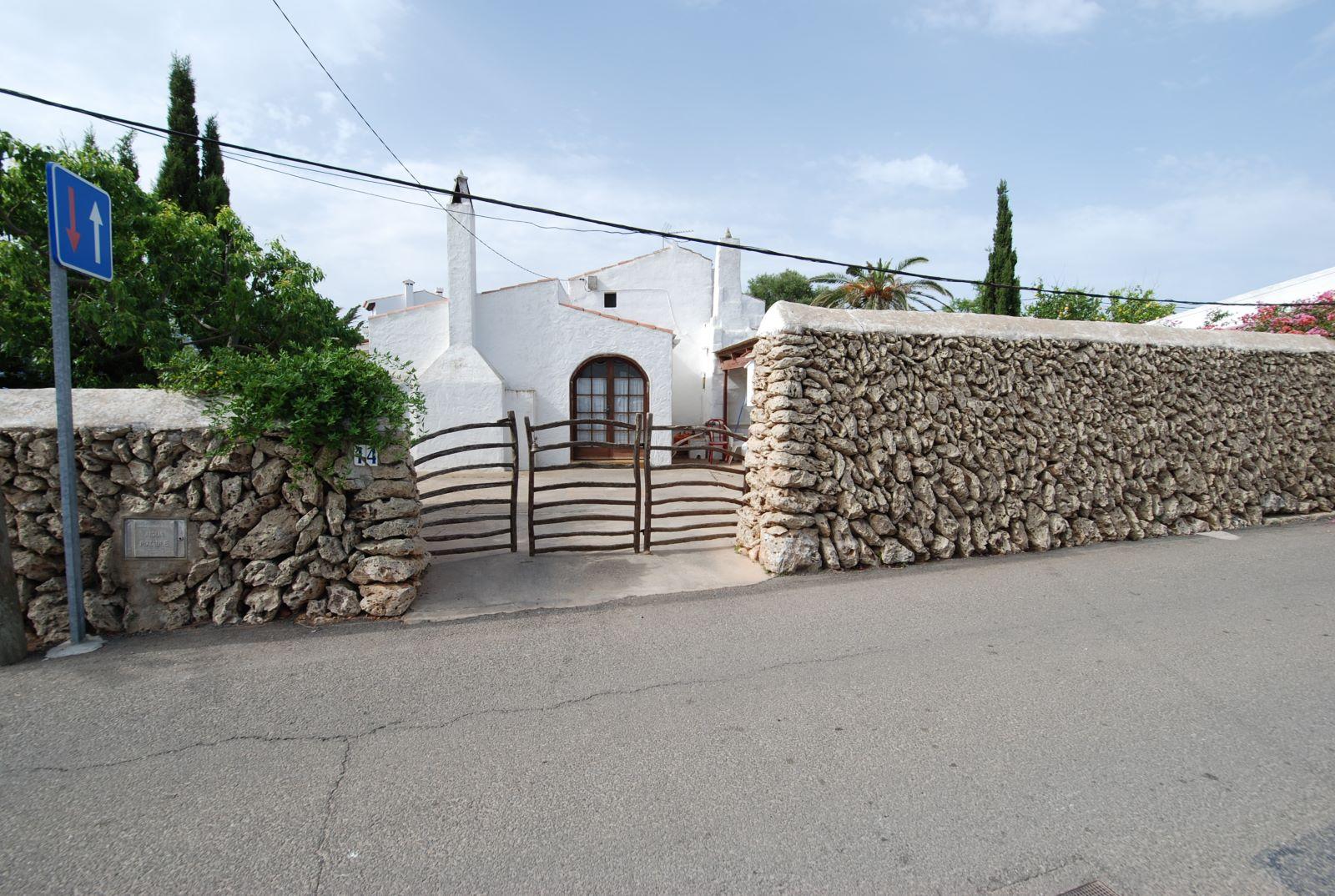 Casa de campo en Sant Lluís Ref: H2497 2