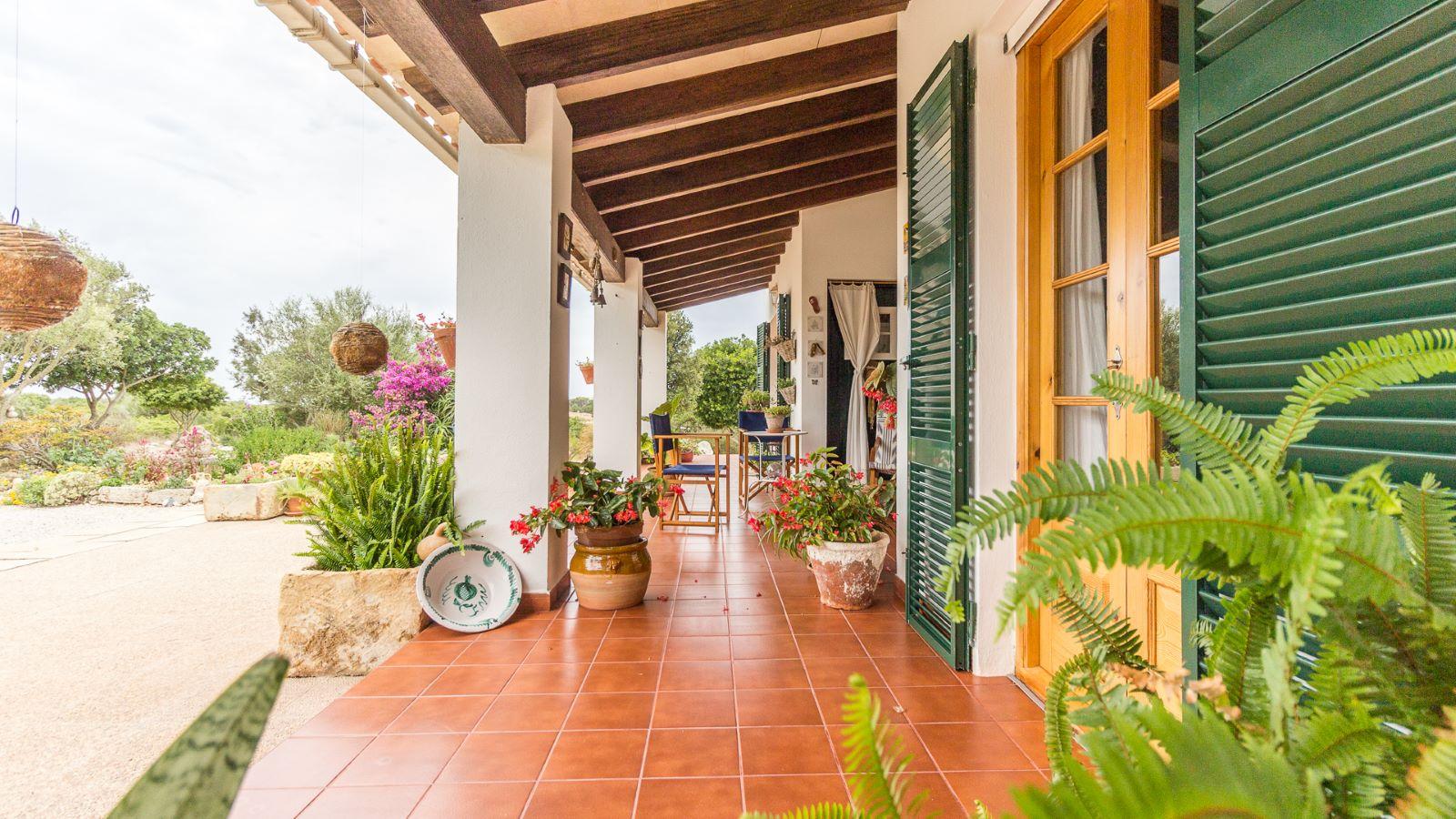 Country house in Cala Galdana Ref: C06 21