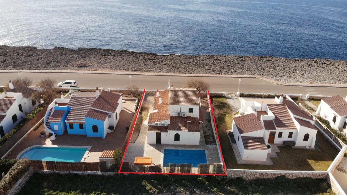 Villa in Cap D'Artruitx Ref: C15 14