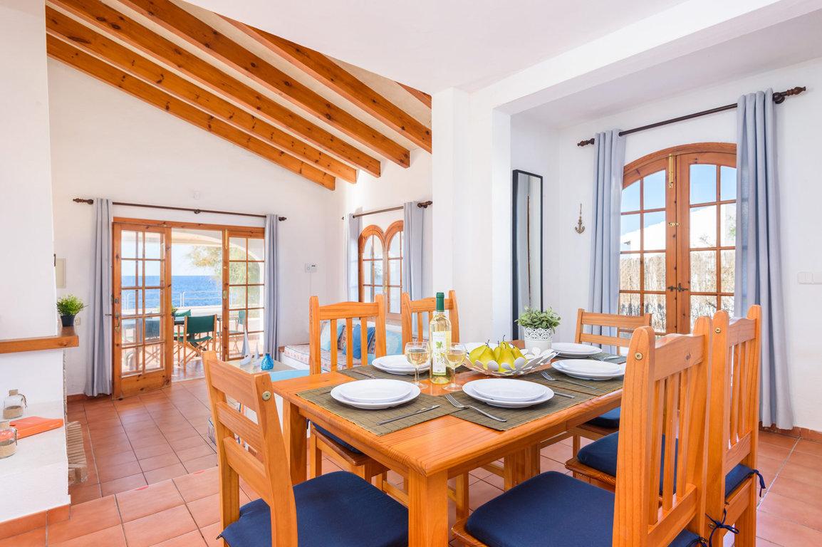 Villa in Cap D'Artruitx Ref: C15 7