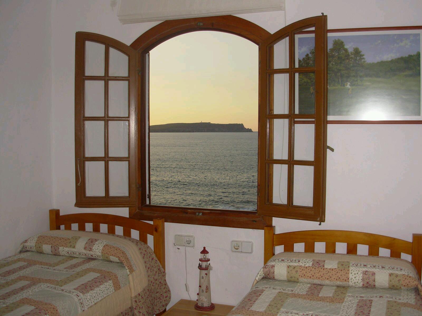 Apartment in Playas de Fornells Ref: T1084 5