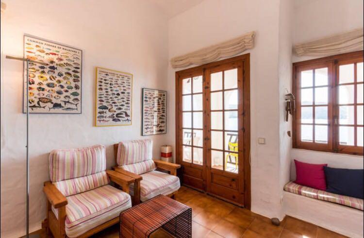 Apartment in Playas de Fornells Ref: T1084 14