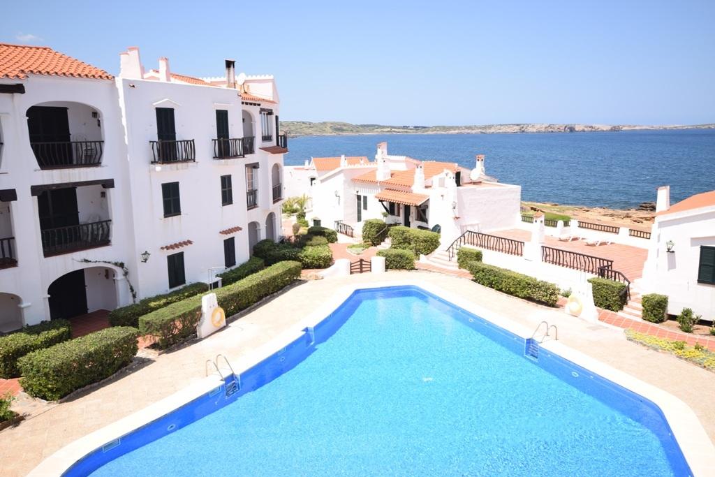 Apartment in Playas de Fornells Ref: T1077 1