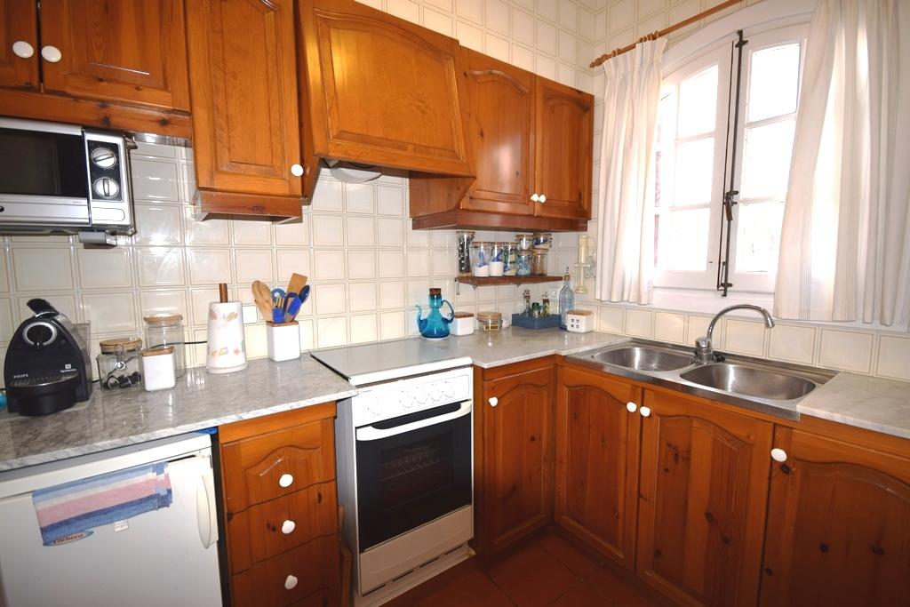 Apartment in Playas de Fornells Ref: T1034 4