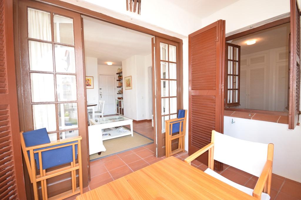 Apartment in Playas de Fornells Ref: T1034 12