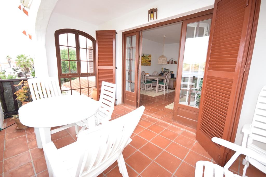 Apartment in Playas de Fornells Ref: T1028 2