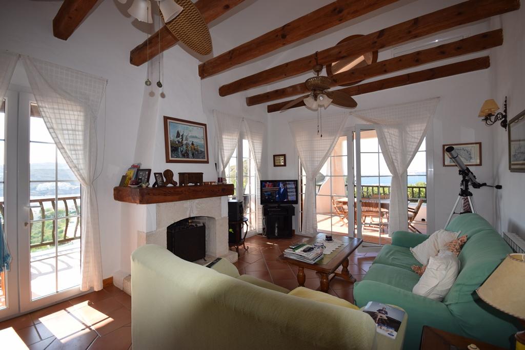 Villa in Playas de Fornells Ref: T1038 11