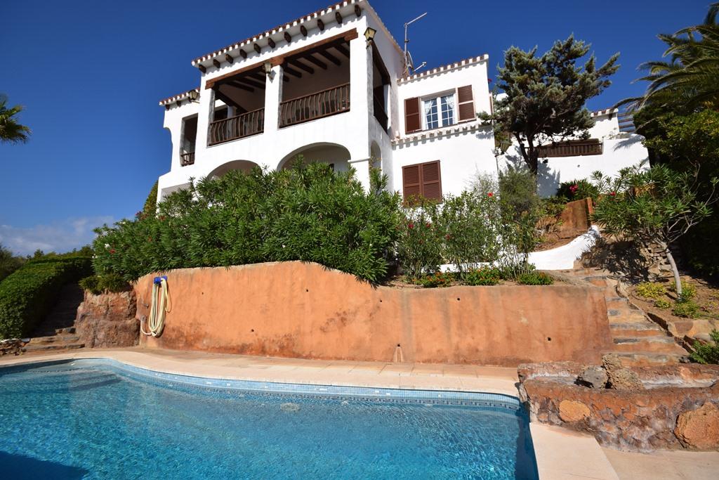 Villa in Playas de Fornells Ref: T1038 16