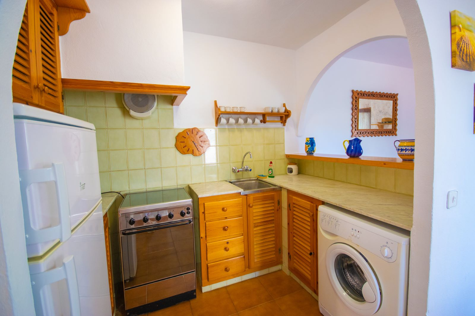 Apartment in Arenal d'en Castell Ref: T1171 9