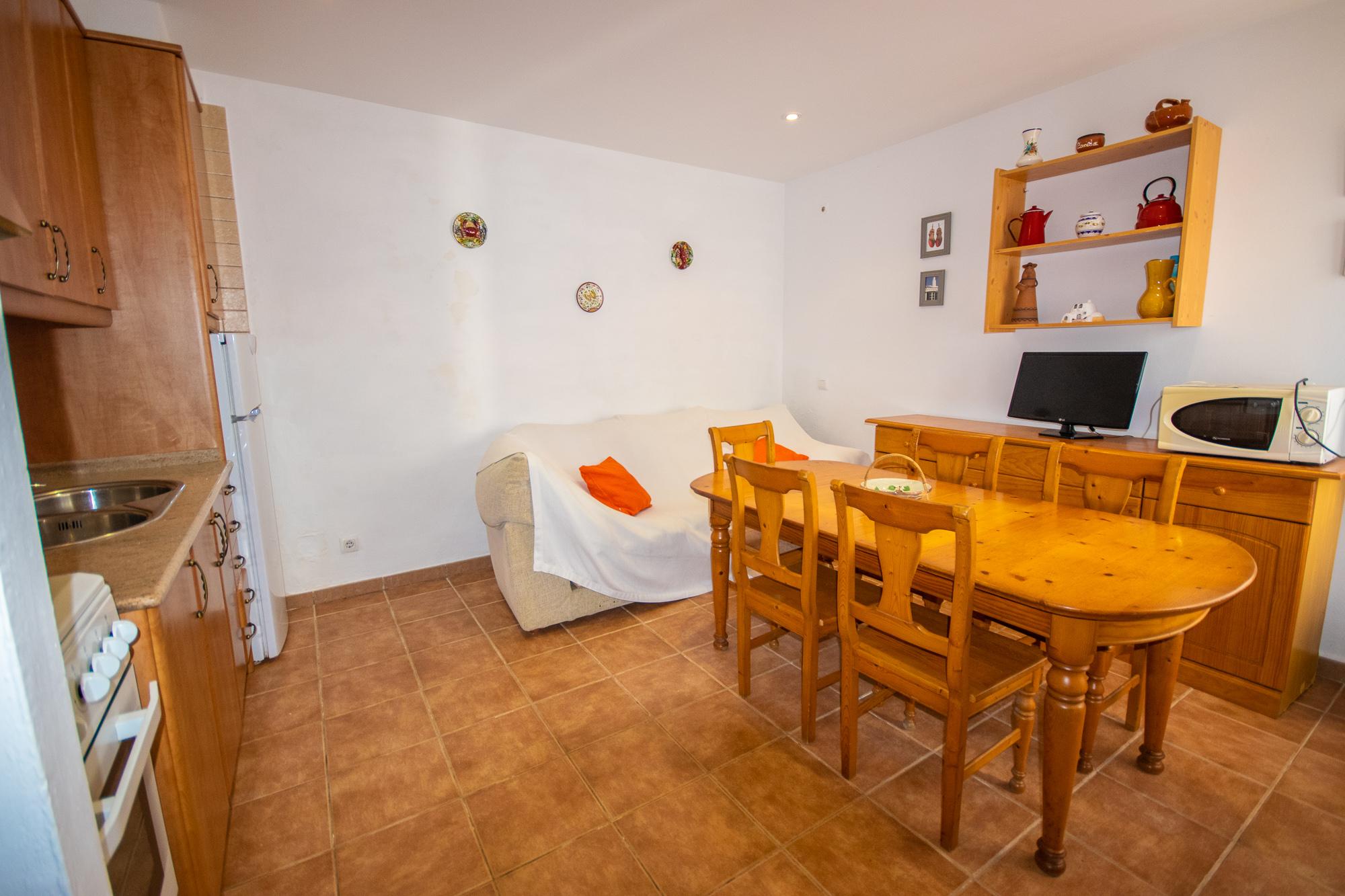 Apartamento en Cala Tirant Ref: T1169 4