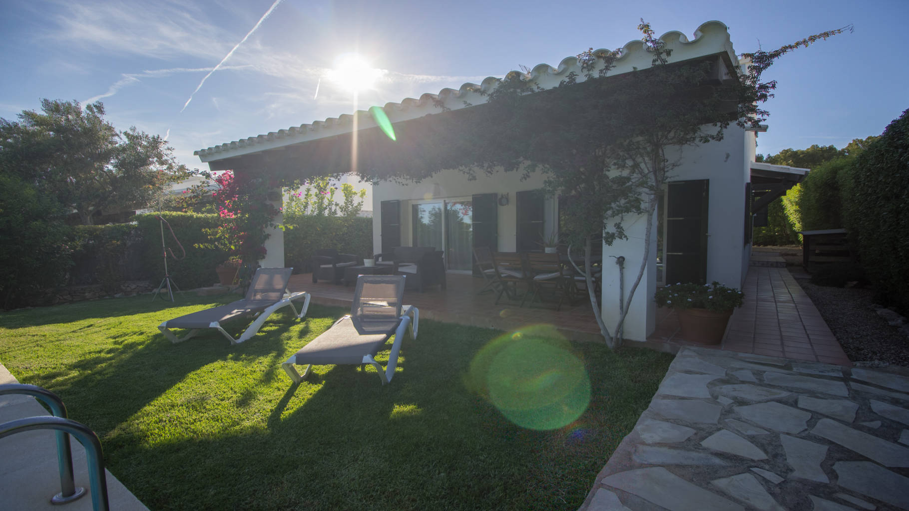 Villa for sale with swimming pool and touristic licence in Biniancolla