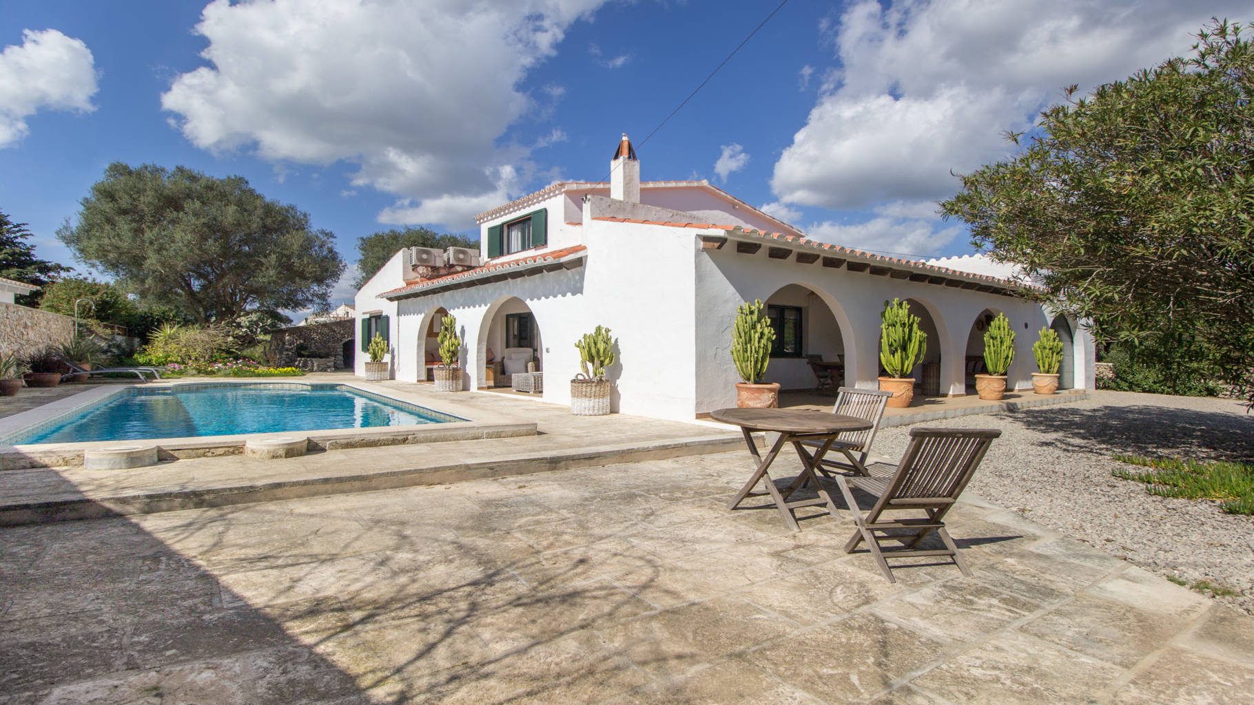 Country house with pool for sale in Trebaluger