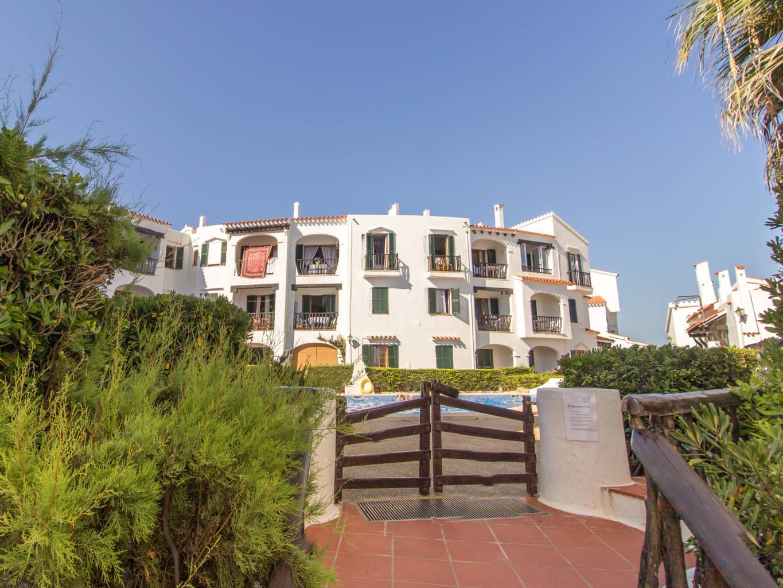 Appartement avec vue mer en vente à Playa de Fornells