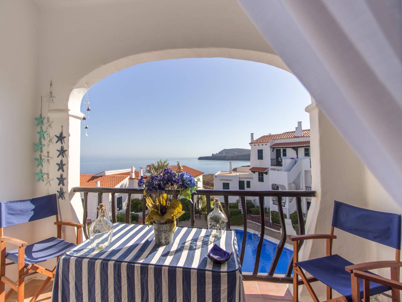 Appartement avec vue mer à vendre à Minorque