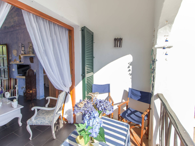 Appartement avec vue mer et terrasse à vendre à Playa de Fornells