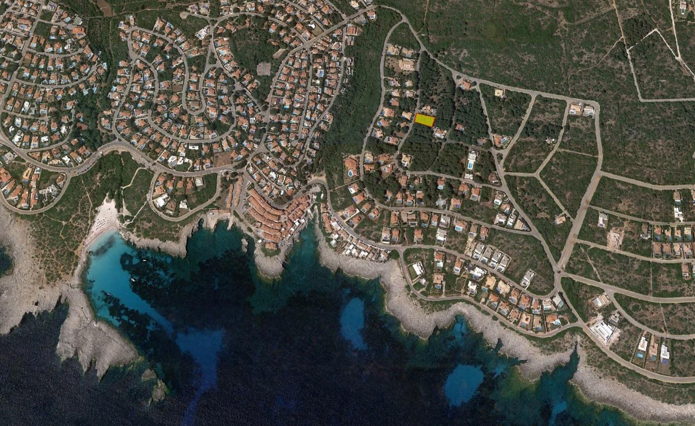 Terrain en vente à S'Atalia (Minorque)