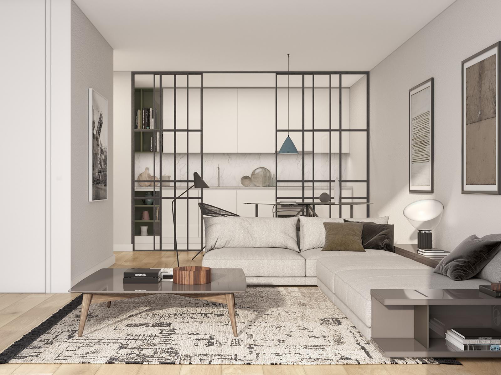 למכירה, דירת 3 חדרים, מטרופולין פורטו