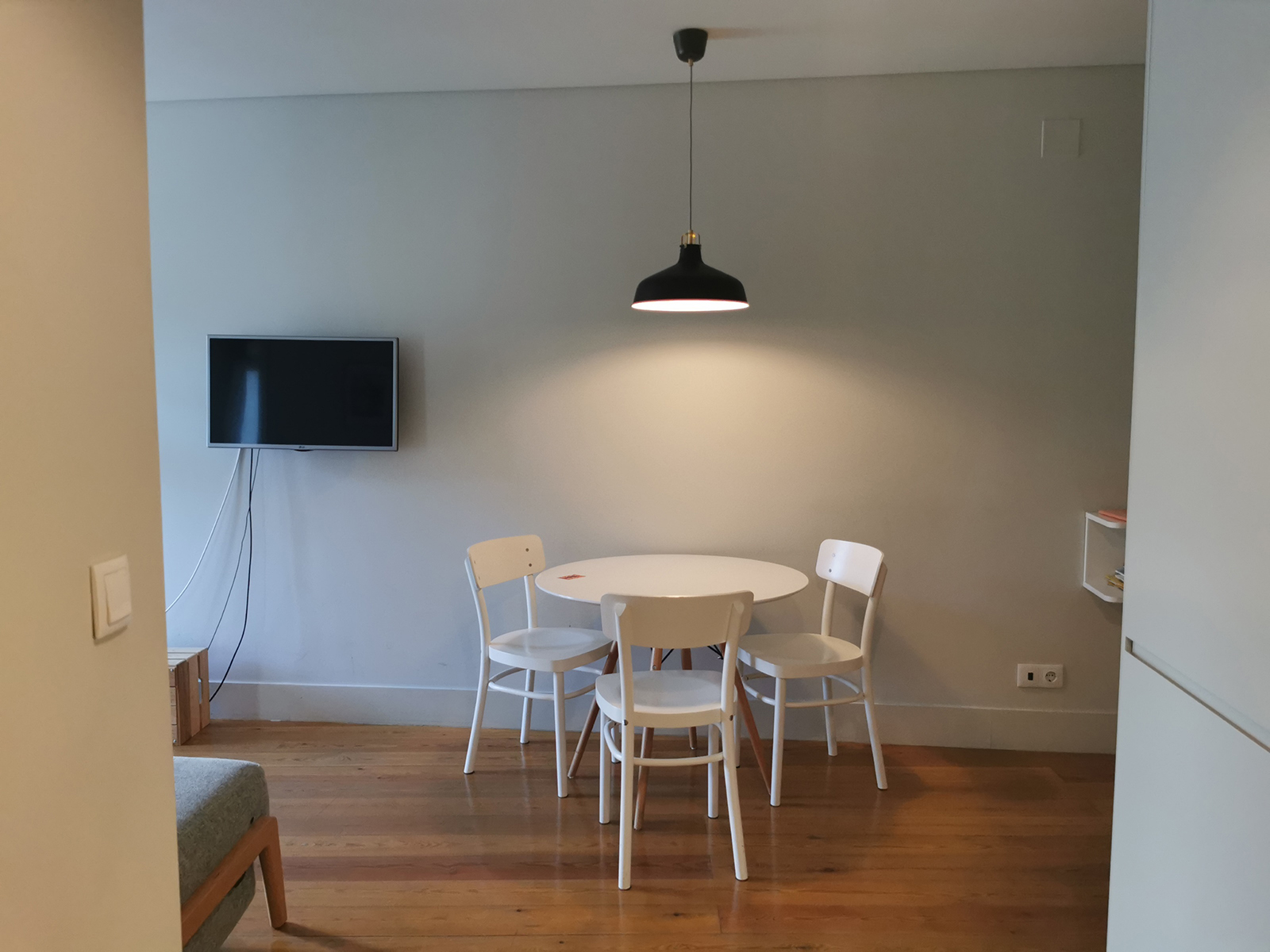 1 bedroom apartment furnished and equipped in Rua da Boavista / Cais do Sodré – Opportunity!