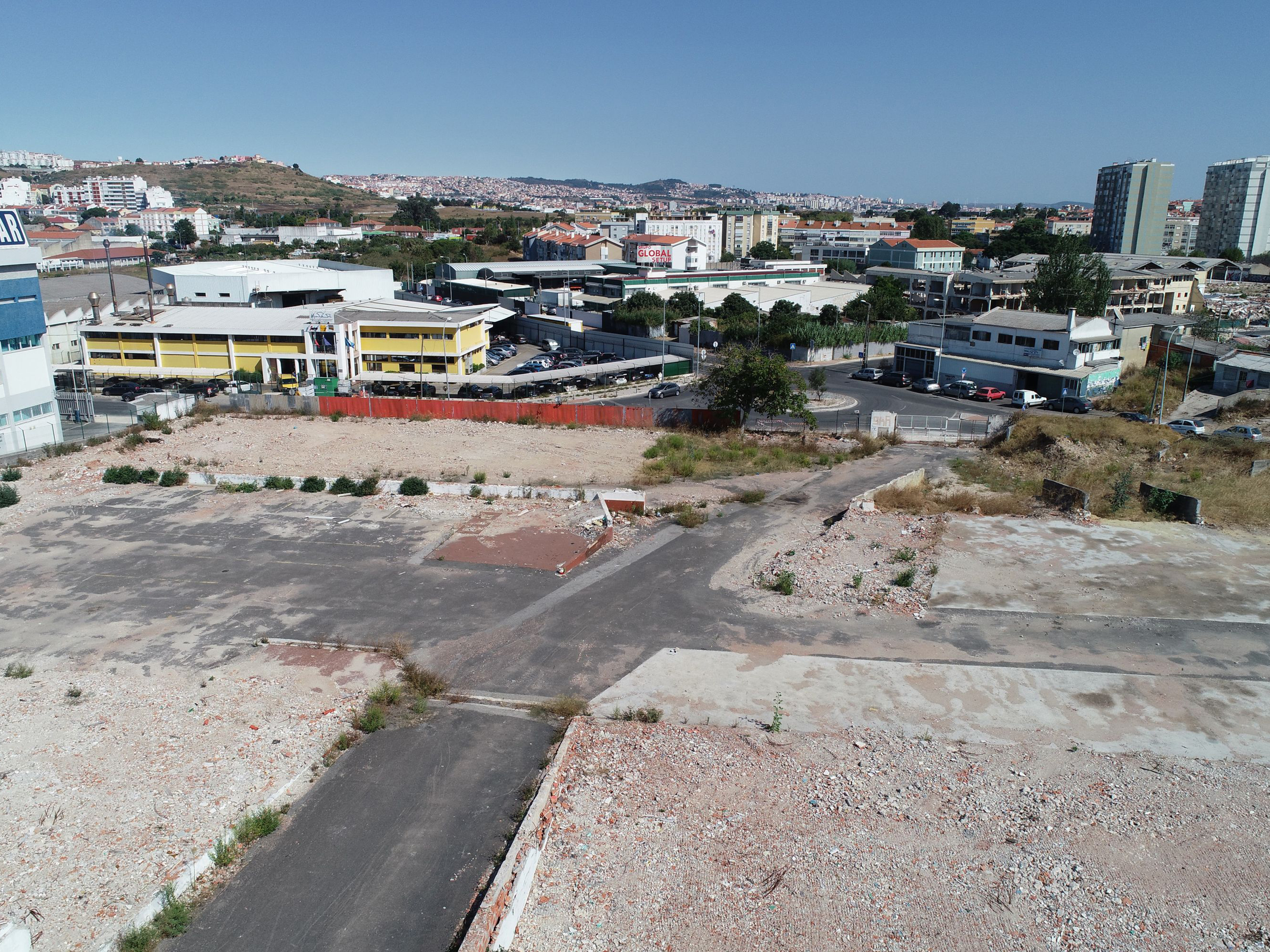 Land with PIP approved 20.000m2