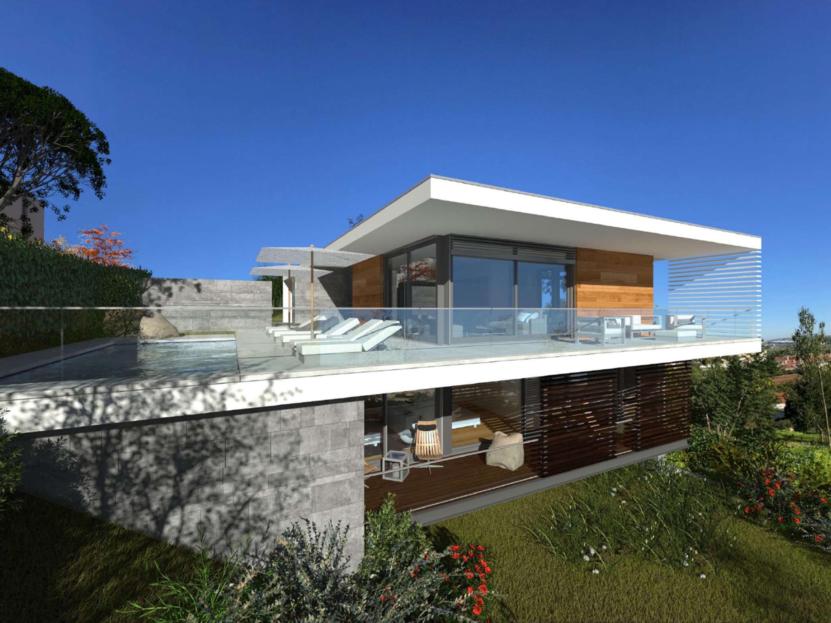 Land for private condominium next to Beloura