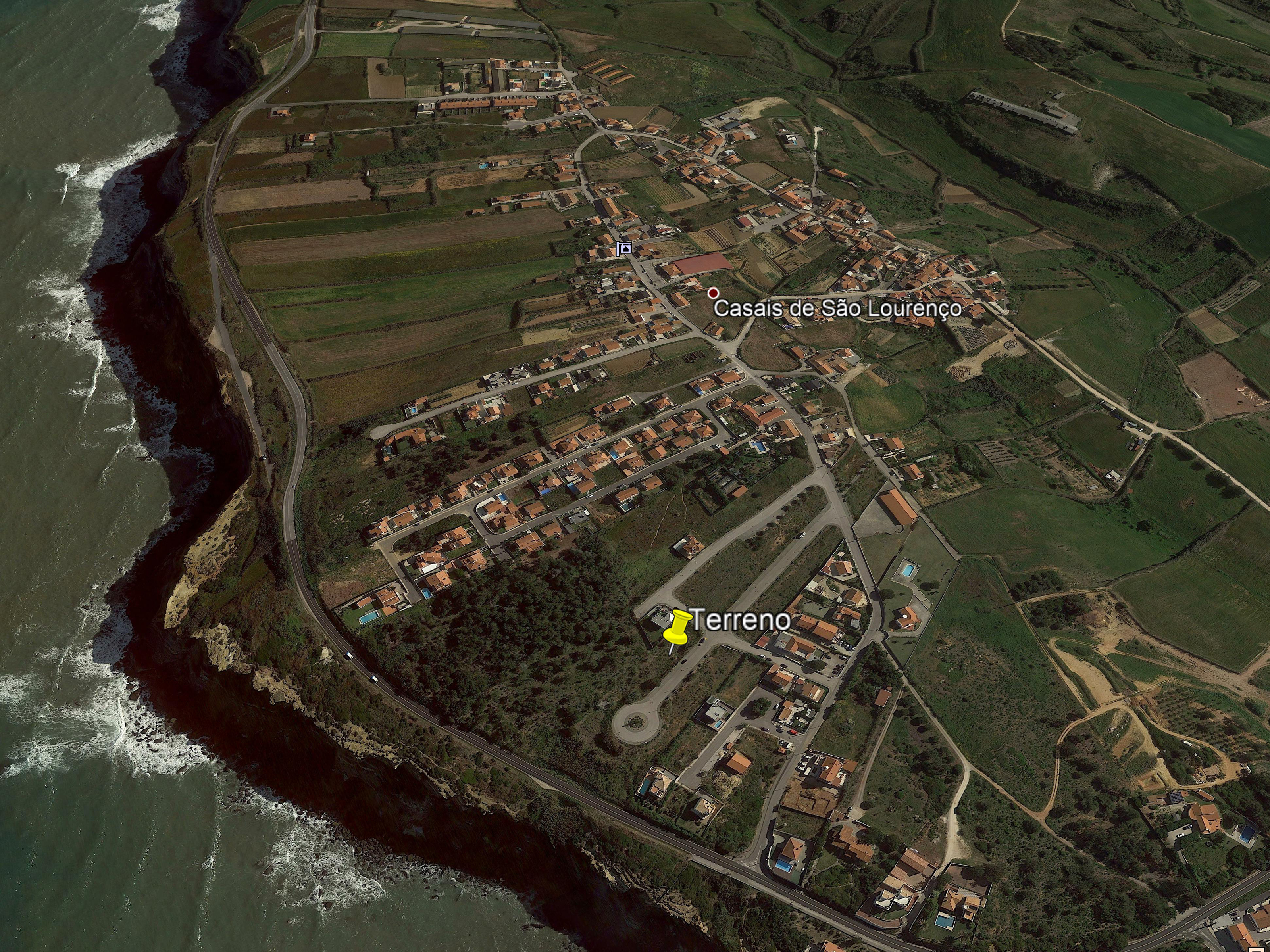 Inproject Land in Ericeira –