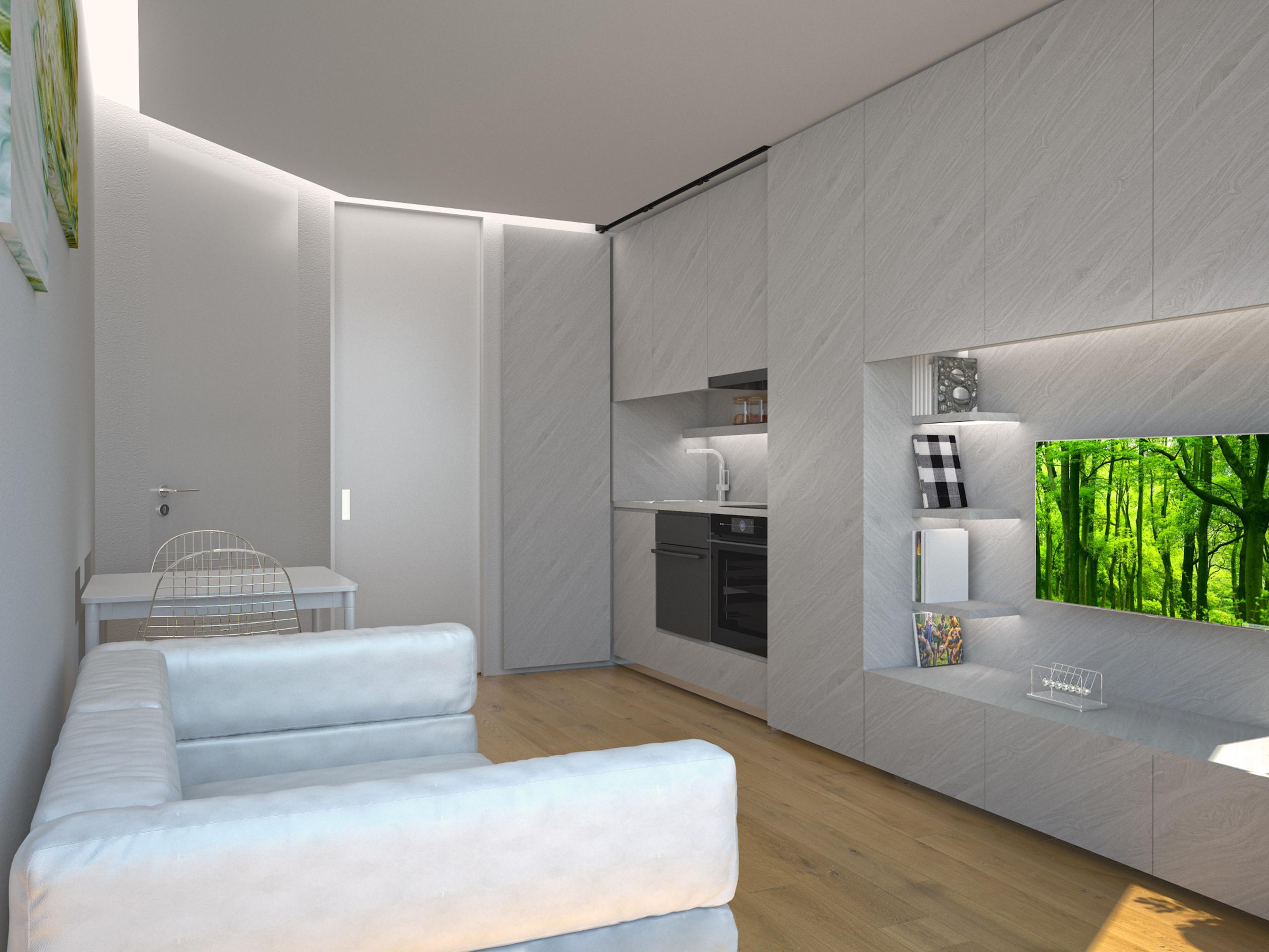 למכירה – דירה חדשה, 2 חדרים, פורטו